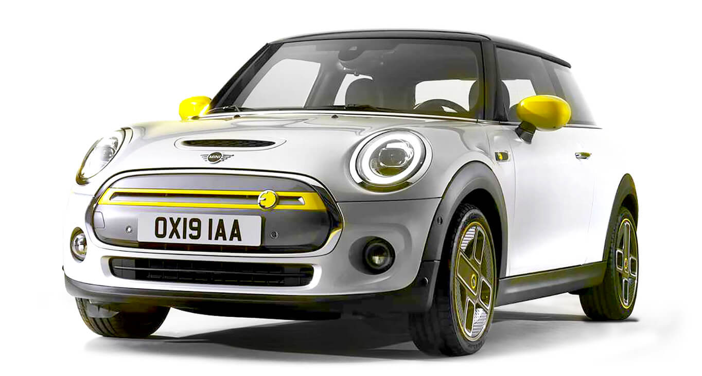 Luxury Electric Car - Mini Electric